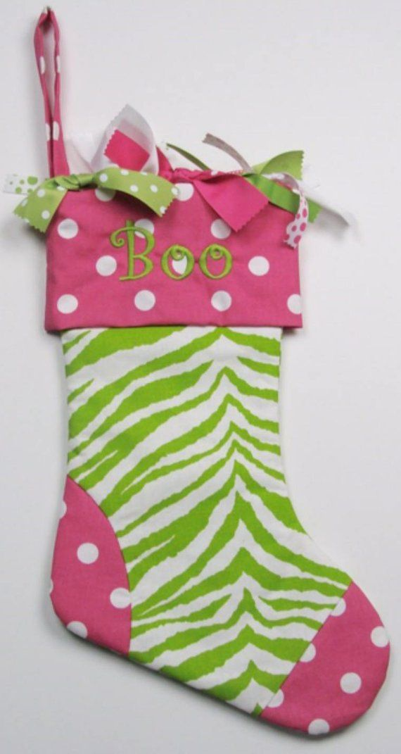 Personalized Stocking, Christmas Stocking, Stockings, Christmas