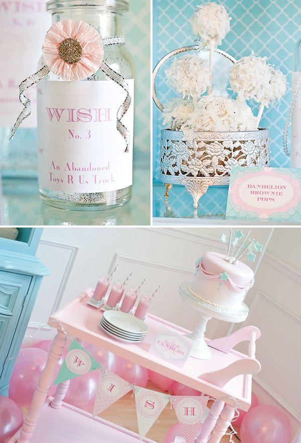 Darling & Magical WISH Themed Birthday