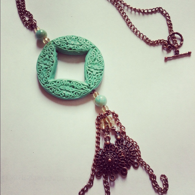 Jewelry made by me :)I D Wear