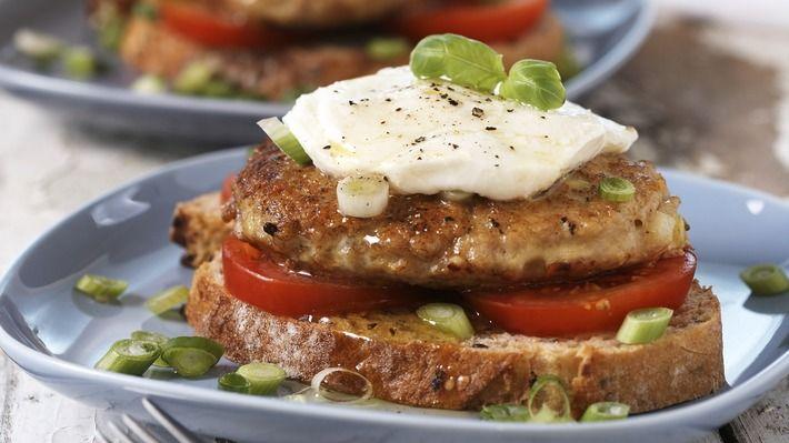 Kyllingkarbonade med tomat og mozzarella - Sunn - Oppskrifter - MatPrat