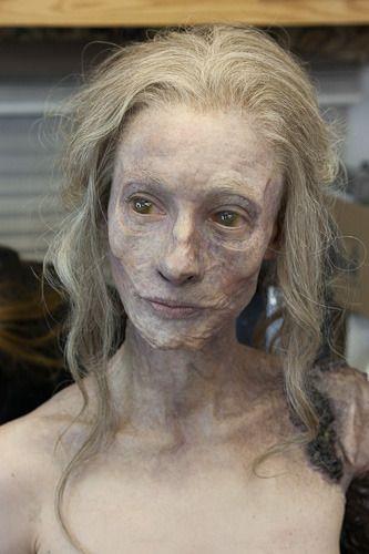 Zombie #makeup #halloween #inspiration