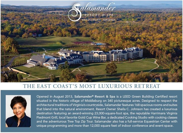 Luxury Spa Near Dulles Airport