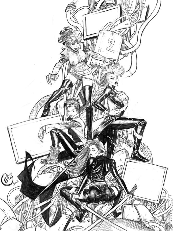 Jubilee X Men Cartoon