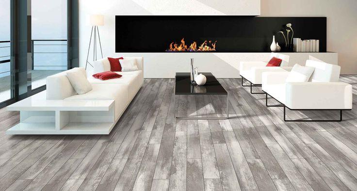 Iceland Oak Grey PergoⓇ Laminate Flooring Pergo Flooring