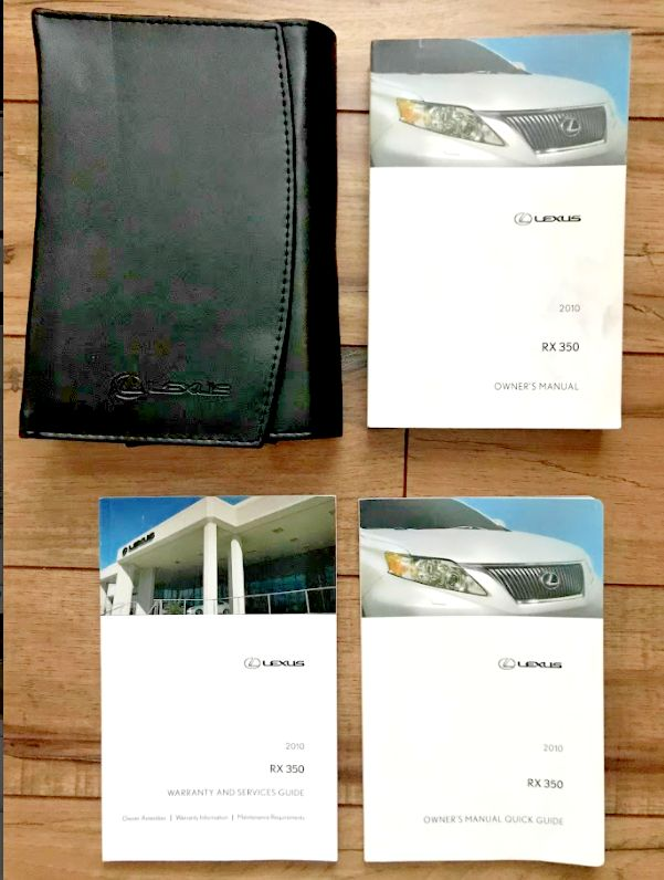 cool Amazing 2010 LEXUS RX350 Owners Manual  2018 Check more at http://24carshop.com/cars-gallery/amazing-2010-lexus-rx350-owners-manual-2018/