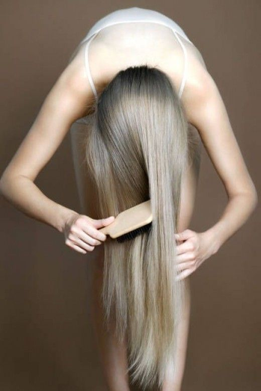 How To Get Rid Of Split Ends Naturally Without Cutting