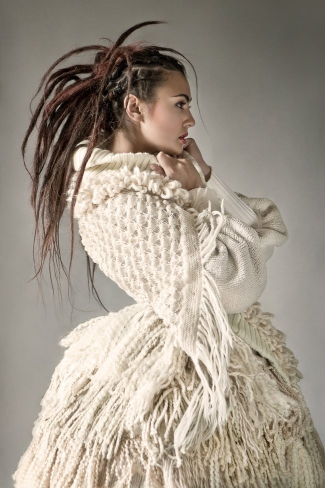 High Fashion Knitting : Best fashion trends vs knitting patterns images on