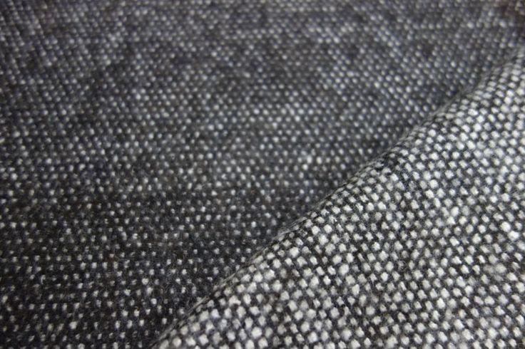"""Пальтовая ткань """"шахматы"""" Chanel • ТКАНИ ДЛЯ ОДЕЖДЫ • Купить ткань в интернет-магазине ВСЕ ТКАНИ • Онлайн-КАТАЛОГ ТКАНЕЙ"""