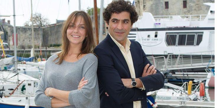 Carole Bianic et Abdelhafid Metalsi interprètent les deux héros de la nouvelle série policière de France 2