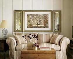 Now, if you want to make a small room look spacious, there are many ideas which you can work upon. One of the most splendid ideas would be that of adding mirrors to the room. Placing a mirror to any room will not only make it look more spacious but will also make the room brighter, especially if you place it opposite to a window.