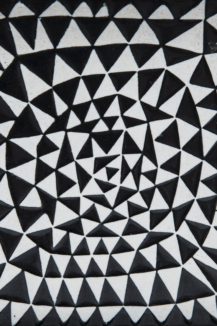 Stig Lindberg Domino ceramic tray by Gustavsberg at Studio Schalling #gustavsberg #ceramic #domino