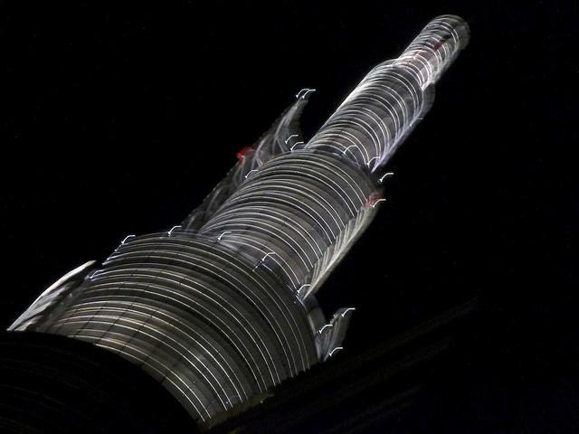 """The new Garibaldi Skyscraper (""""Guglia"""") by angelocesare, via Flickr"""