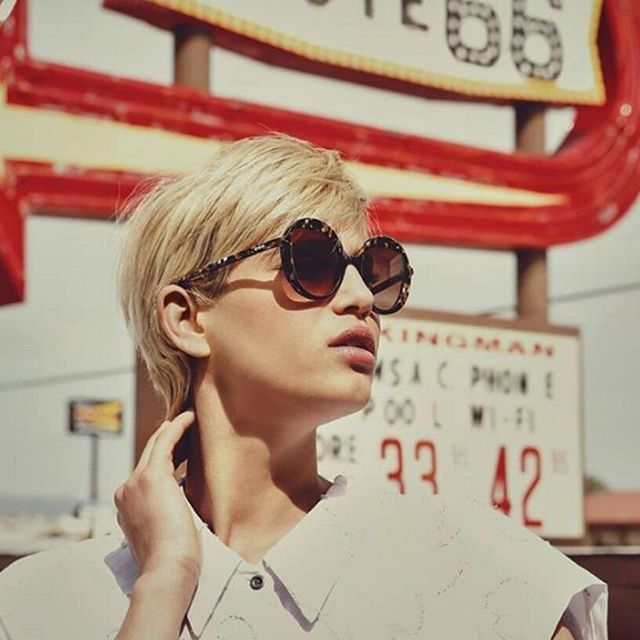 ❤ Sunnies by Eyel Official 😍  •  •  •  #eyewear #sunglasses #route66 #optic #eyewearfashion  #eyewearblog #eyewearblogger #lunettes #madeinitaly