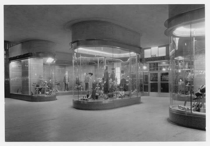 The Old Desmonds Department Store, Los Angeles | Photos I ...