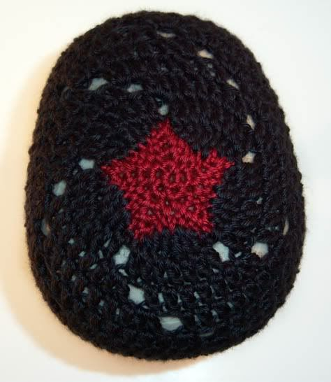 star spiral slouch hat