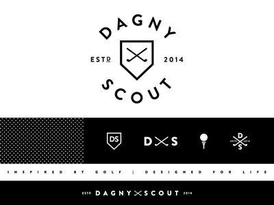 Dagny Scout Branding