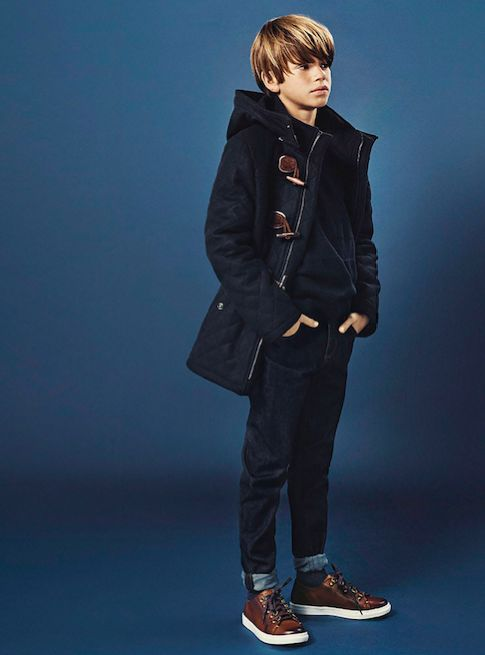 "Massimo Dutti ""Holiday collection"" / Boys"