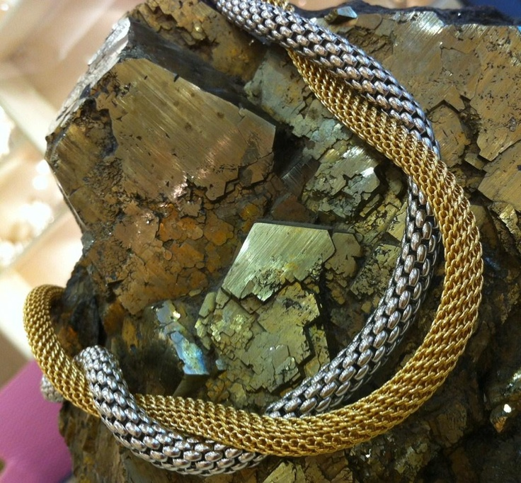 Armband 750 Weißgold. Von der italienischen Firma FOPE gioielli. Länge 19 cm