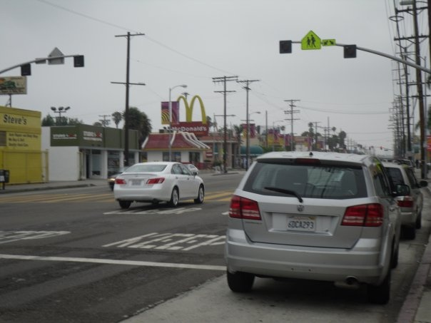 Los Angeles (the citiy of cars and eateries)