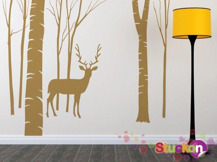 Winter Forest | stuckon.com.au