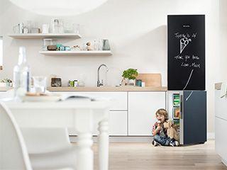 K 20.000-sarjan vapaasti sijoitettavat jääkaapit ja pakastimet | Miele