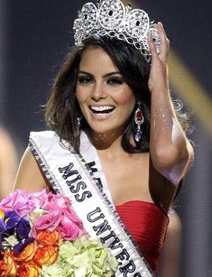 Miss Universe 2010/ Miss Mexico - Jimena Navarrete
