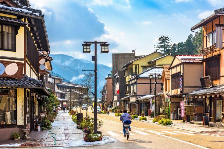 Yamanaka Onsen, Japan Hot Springs Resort jigsaw pu…