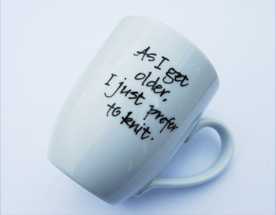 I NEED this mug!!! Cool mug from winemakerssister on Etsy. My sentiments exactly!