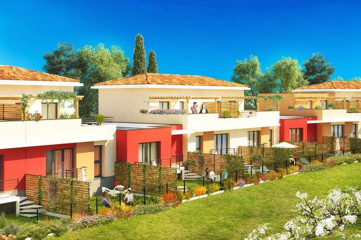 Les Villas de la Grange à Bompas (66430) - Achat immobilier - Icade Immobilier Neuf