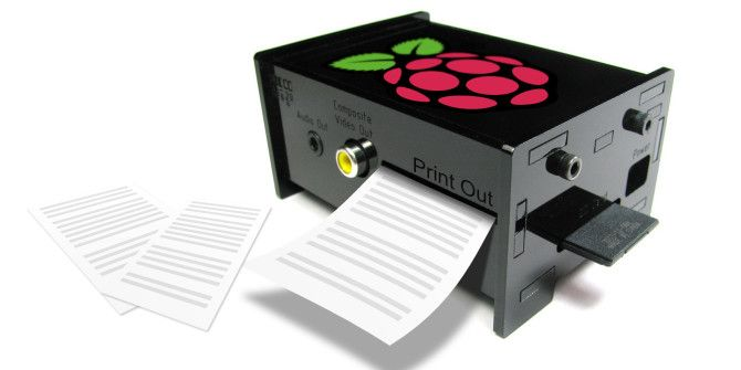 Make Your Own Wireless Printer With A Raspberry Pi