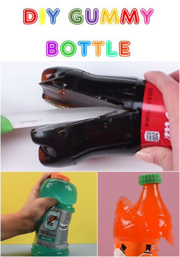 Surprise your friend and family with the jello bottle!   #diy #hack #cool #gummy #jello #cola #kids #parents #parenthood #yummy #fun #activity #arts #crafts #funny #babyfirst