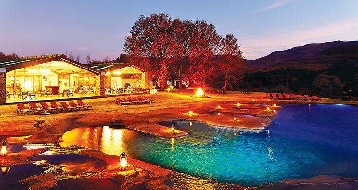 Bushman's Nek - Drakensberg | Family Resort