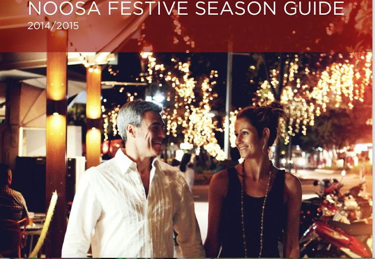 Noosa Festive Season Guide 2014  Restaurants open Christmas Eve, Christmas Day and Boxing Day celebrating the Festive Season in style are listed with opening times and prices and photo credit at http://www.visitnoosa.com.au/this-week-in-noosa.  A great site to bookmark for information on what's on in Noosa every week of the year!  Posted by Rae at www.beachhousenoosa.com and ...
