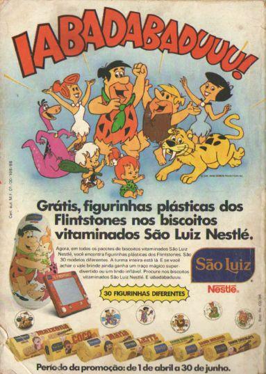 Biscoitos São Luiz (1986)