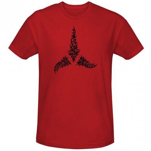 Star Trek Klingon Symbol T-Shirt   Shop By Category   Apparel & Accessories   T-Shirts   Sale T-Shirts   Star Trek Store