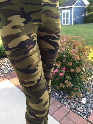 dc134a4592c38 Women's Camouflage Leggings Camo Green: OS and Plus. Women's Camouflage  Legging High Quality Superior Mommy & Me Fashion – MomMe and More