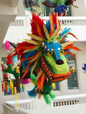 7º Concurso de Piñatas Mexicanas MAP