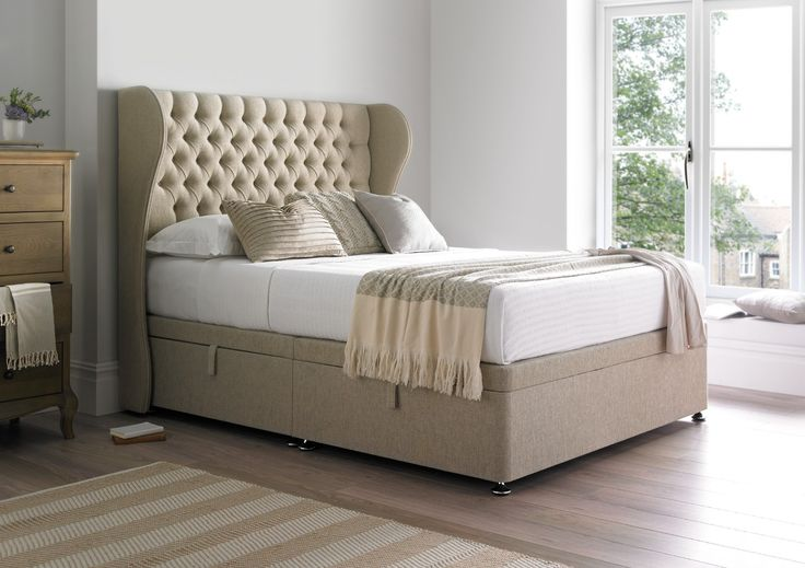 One of the latest editions to our ever expanding range of Ottoman beds is the Healthopeadic Ottoman. We are really pleased with this side way ottoman as we feel it brings a new level of quality and value to the market. Whilst it is not the cheapest ottoman bed base that we sell, we feel that it is one of the best value ottoman style divan bases on the market today. Unlike cheaper look a like models, this ottoman divan base has the benefit of having a gas lift mechanism to raise the sleeping…