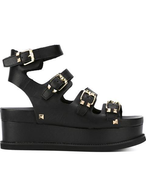 ASH 'Vantage' Platform Sandals. #ash #shoes #sandals