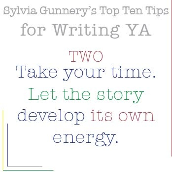 YA author Sylvia Gunnery shares her top ten tips for reaching that Young Adult audience
