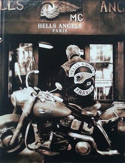 Découvrez la galerie photos, qui vous présente une partie du travail d'Alain Fretet réuni dans le livre Hells Angels Paris.
