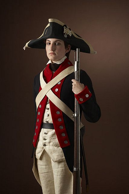 Deborah Samson Gannett was an American woman who impersonated a man in order to serve in the Continental Army during the American Revolutionary War.