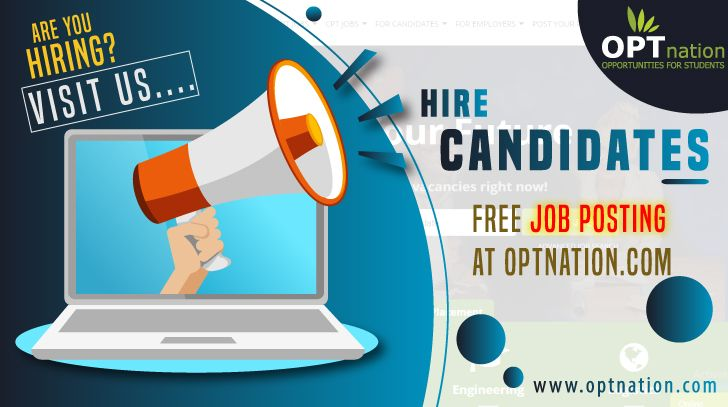 Best Database of OPT Resumes in USA | OPT Nation OPT Jobs in