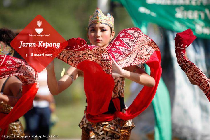 Jaran Kepang Dance @ Suriname Heritage Festival