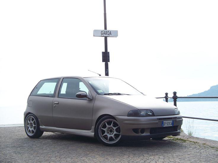 Fiat Punto Mk1 3dr