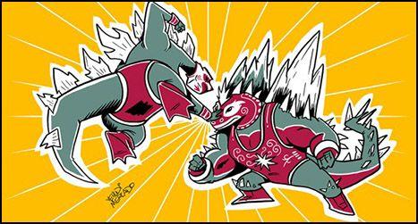 The Strange Beasts 2 sergisi Austin/Teksas'taki Guzu Gallery'de başladı! Detaylar haberimizde: http://www.kayiprihtim.org/portal/2014/04/16/the-strange-beasts-2-sergisi-basladi/
