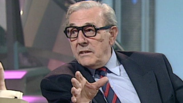 UNDER1ROOF - ERIC SYKES DIES AGED 89 - RIP