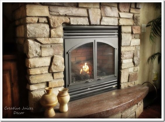 Rustic Fireplace Designs Ideas By Modus: Blog Rustic Tuscan Fireplace 017