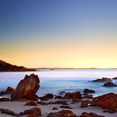 Flynn's Beach, Port Macquarie, NSW, Australia.