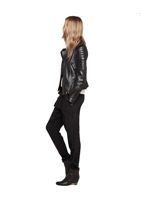 3.1 Phillip Lim peplum leather jacket